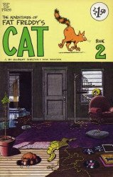 Rip Off Press's Adventures of Fat Freddy's Cat Issue # 2f