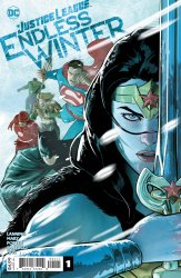 DC Comics's Justice League: Endless Winter Issue # 1