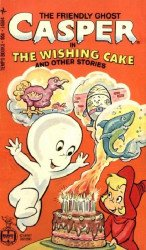 Tempo Books's Friendly Ghost Casper: Wishing Cake and Other Stories Soft Cover # 14884