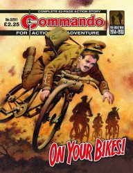 D.C. Thomson & Co.'s Commando: For Action and Adventure Issue # 5281