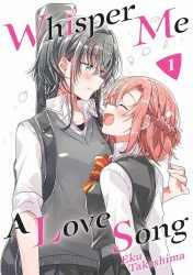 Kodansha Comics's Whisper Me a Love Song Soft Cover # 1