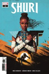 Marvel Comics's Shuri Issue # 1