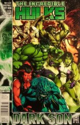 Marvel Comics's The Incredible Hulks Issue # 612b