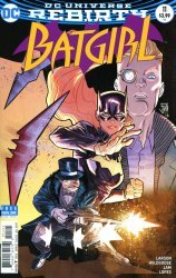 DC Comics's Batgirl Issue # 11b