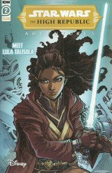 IDW Publishing's Star Wars: High Republic - Adventures Issue # 2