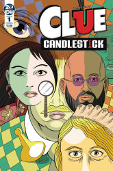 IDW Publishing's Clue: Candlestick Issue # 1