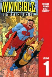 Image Comics's Invincible Hard Cover # 1