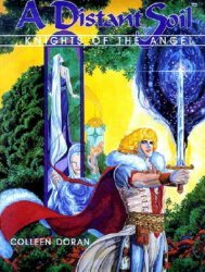 Starblaze Graphics's A Distant Soil: Knights of the Angel TPB nn