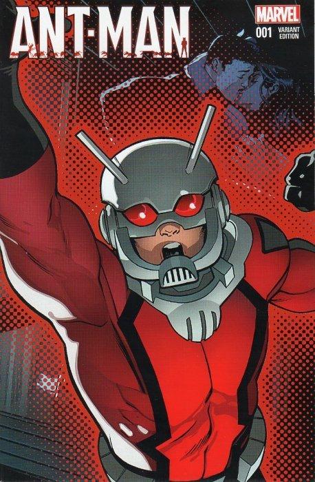 Ant Man  Marvel Comics Comicbookrealm Com