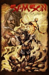 Rooted Chronicles's Samson the Nazirite Soft Cover # 1