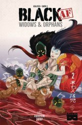 Black Mask Studios's Black [AF] Widows & Orphans Issue # 2