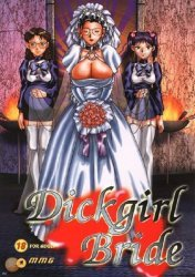 Media Market Group's Dickgirl Bride Issue # 1