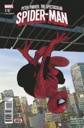 Marvel Comics's Peter Parker: The Spectacular Spider-Man Issue # 310