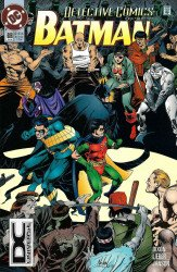 DC Comics's Detective Comics Issue # 686b