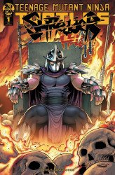 IDW Publishing's Teenage Mutant Ninja Turtles: Shredder in Hell Issue # 1planet awesome-c
