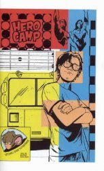 Atomic Chimp Press's Hero Camp Issue # 1