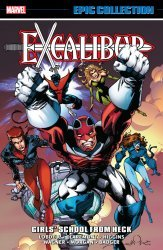 Marvel Comics's Excalibur: Epic Collection TPB # 3