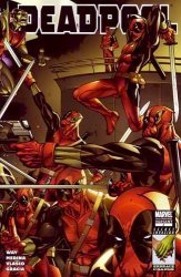 Marvel Comics's Deadpool Issue # 2-2nd print