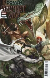Marvel Comics's Conan: Serpent War Issue # 1d
