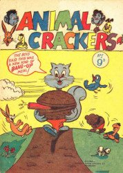 Green Publications's Animal Crackers Issue # 1
