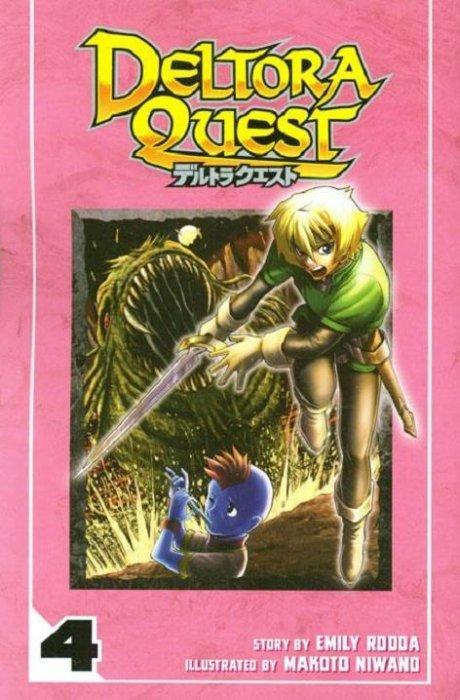 Cook Book Cover Quest : Deltora quest soft cover kodansha comics