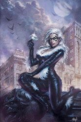 Marvel Comics's Black Cat Issue # 1scorpion-b