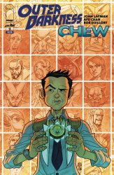 Image Comics's Outer Darkness / Chew Issue # 2