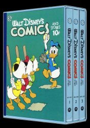 Russ Cochran's Carl Barks Library: Slipcase Collection Special Box Set 9