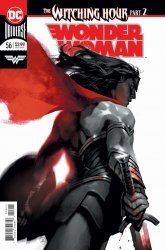 DC Comics's Wonder Woman Issue # 56