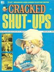 Major Magazines's Cracked: Shut-Ups Issue # 2