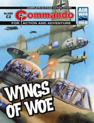 D.C. Thomson & Co.'s Commando: For Action and Adventure Issue # 5065