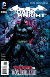 DC Comics's Batman: The Dark Knight Issue # 8