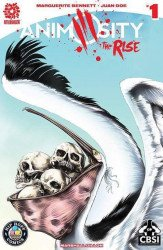 AfterShock Comics's Animosity: The Rise Issue # 1hip hopf/cbsi-a