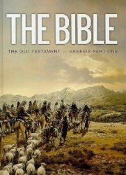 Heavy Metal's The Bible: The Old Testament - Genesis Book 1 Hard Cover # 1