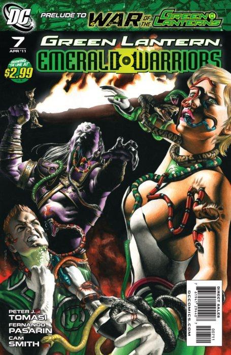 green lantern emerald warriors 1 dc comics comicbookrealm
