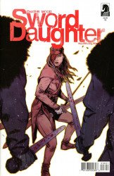 Dark Horse Comics's Sword Daughter Issue # 8b