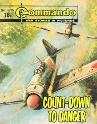 D.C. Thomson & Co.'s Commando: War Stories in Pictures Issue # 1705