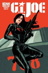 IDW Publishing's G.I. Joe Issue # 1sub