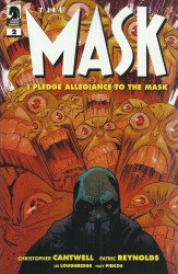 Dark Horse Comics's The Mask: I Pledge Allegiance To The Mask Issue # 2b