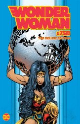 DC Comics's Wonder Woman Hard Cover # 750deluxe