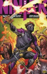 Valiant Entertainment's Ninja-K Issue # 7e