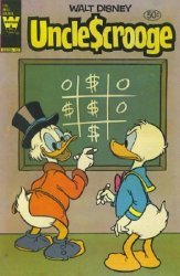 Whitman's Uncle Scrooge Issue # 186
