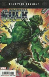 Marvel Comics's Immortal Hulk  Issue # 38