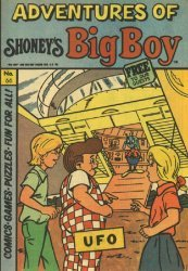 Paragon Products's Adventures of Shoney's Big Boy Issue # 66