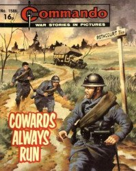 D.C. Thomson & Co.'s Commando: War Stories in Pictures Issue # 1586
