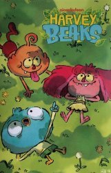 Nickelodeon's Harvey Beaks Issue nn