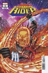 Marvel Comics's Cosmic Ghost Rider Issue # 5e