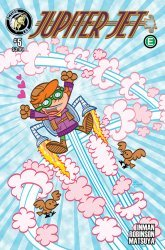 Action Lab Entertainment's Jupiter Jet Issue # 5b
