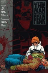 Marvel Comics's Daredevil: The Man Without Fear Issue # 1