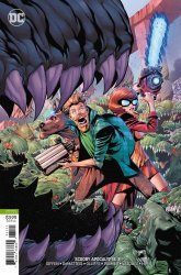 DC Comics's Scooby Apocalypse Issue # 31b